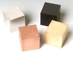 Metal Density Cube Set