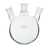 Flask, Round Bottom, Three Necks