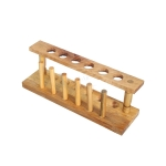 Test Tube Stand Wooden