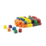 Wooden Color Cubes
