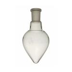 Flask Pear Shape, Single Neck
