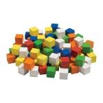 Color Cubes Wooden
