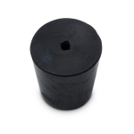 Rubber Stopper One Hole