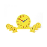 Teacher and Pupil Clock